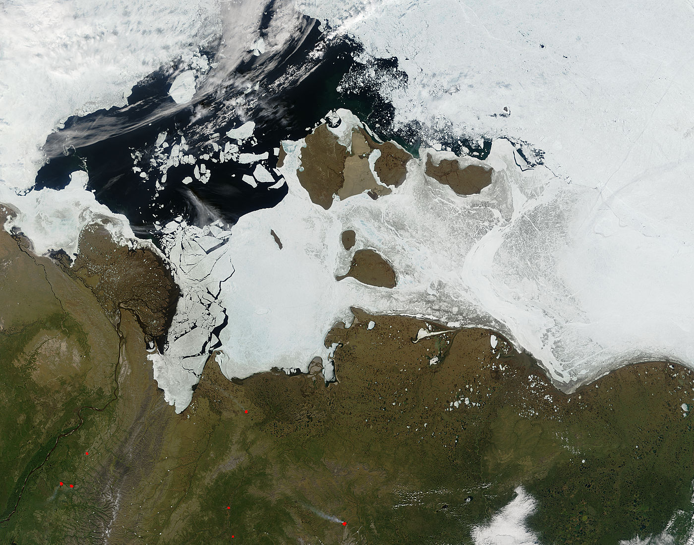 Northern Siberia - related image preview