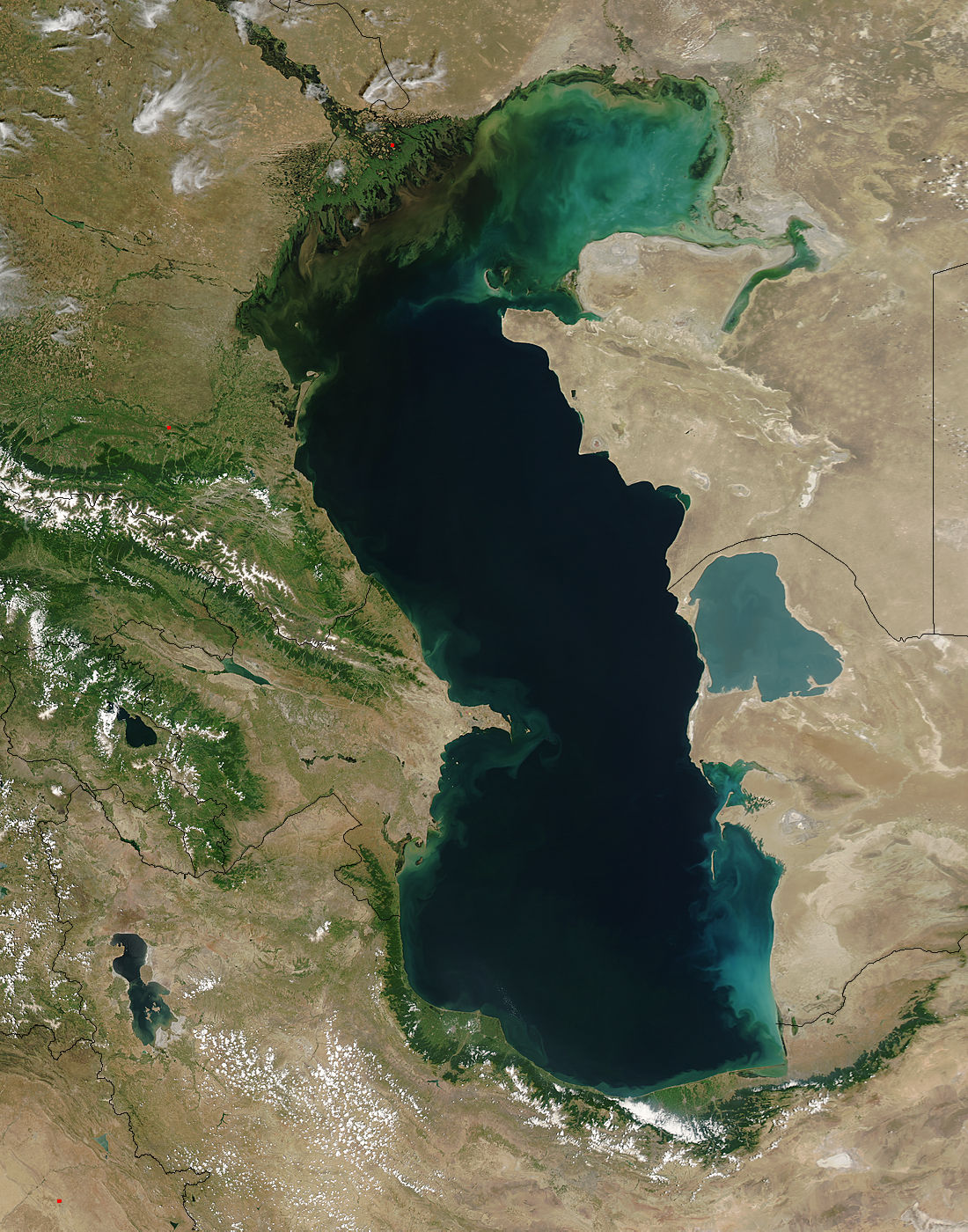 Volga River Delta - related image preview