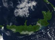 Eruptions of Ulawun, Langila, and Rabaul volcanoes, New Britain - selected image