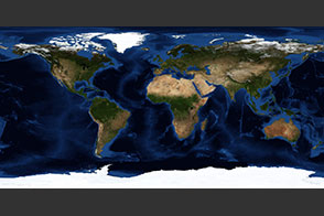 September, Blue Marble Next Generation w/ Topography and Bathymetry - selected image