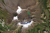 Old Volcano, Older Footprints