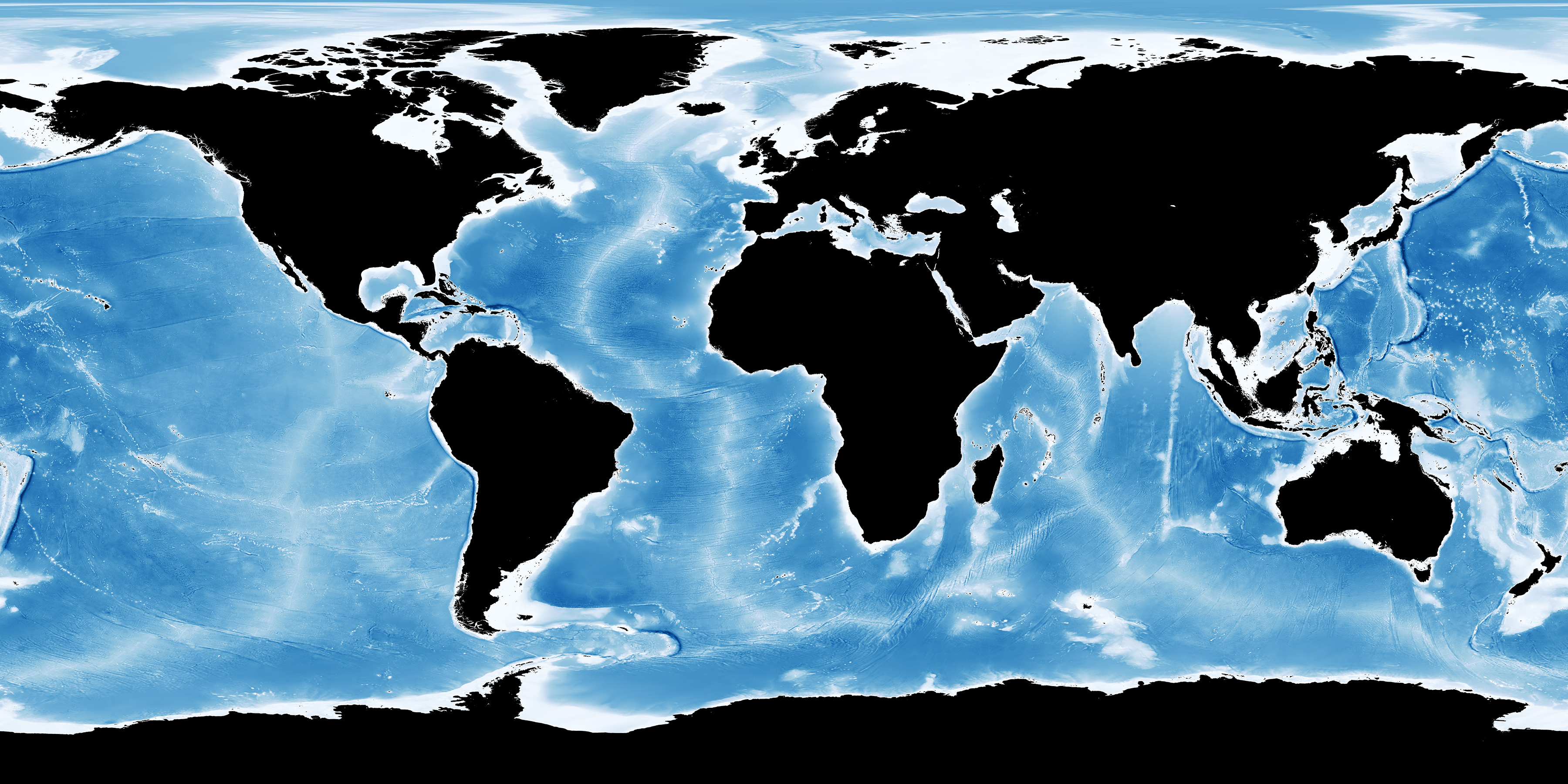 Bathymetry - related image preview