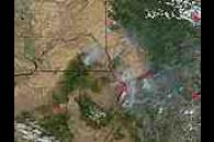 Fires in northwestern United States