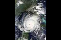 Hurricane Rita (18L) in the Gulf of Mexico