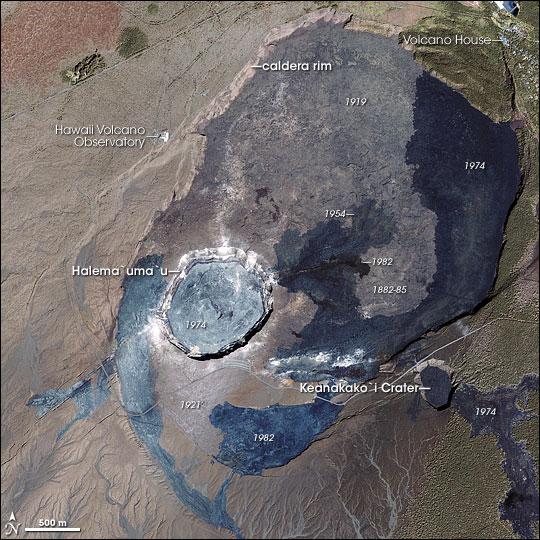 Kilauea Caldera - related image preview