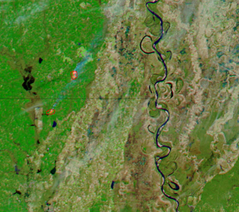 Fires in Southern United States - related image preview