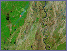 Fires in Southern United States - selected image