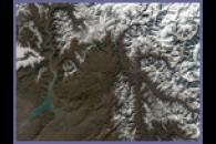 Heavy Snows in Central Asia