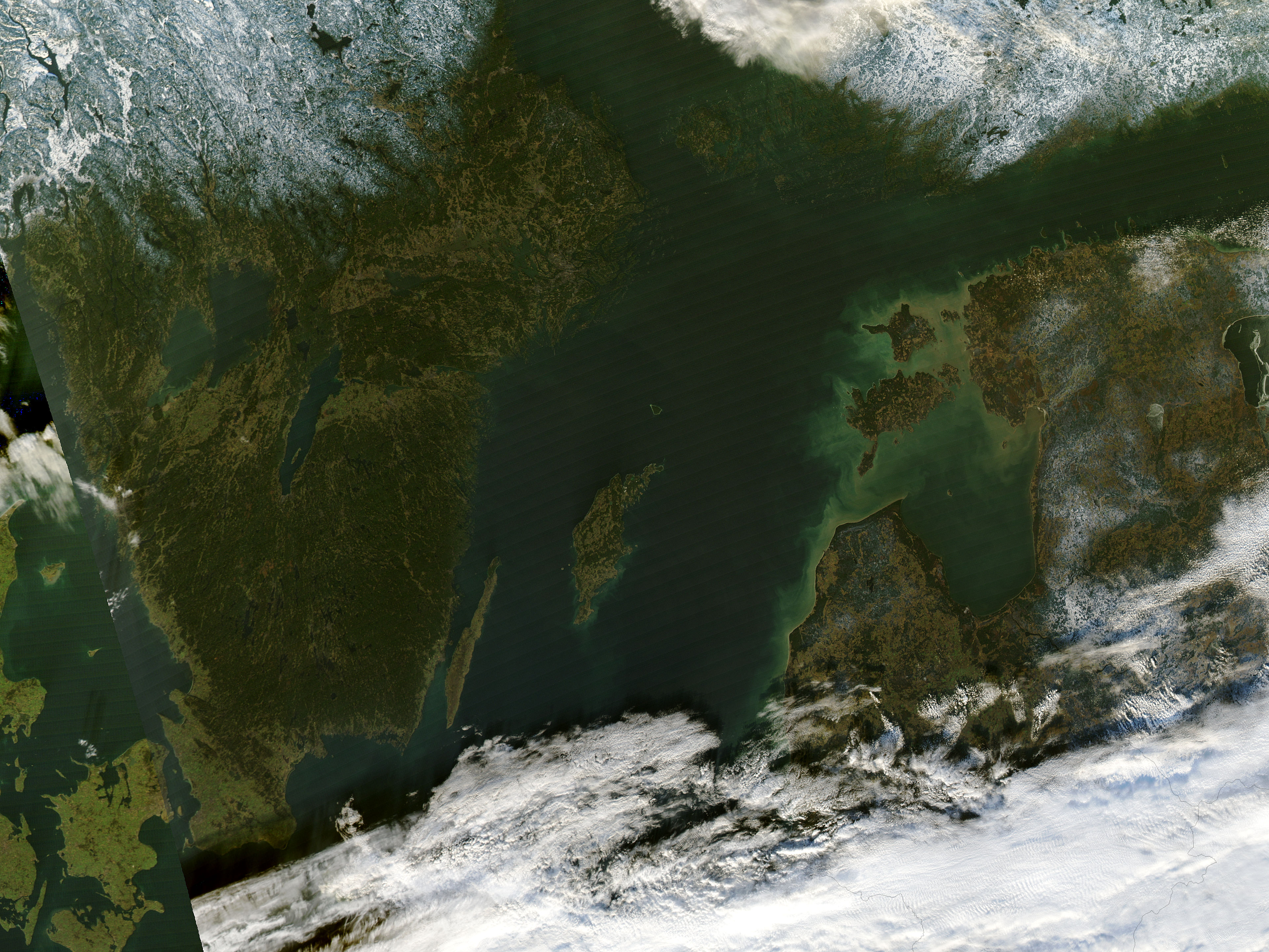 Gotland island in the Baltic Sea - related image preview