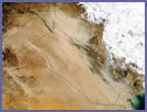 Dust storm in Iraq - selected image