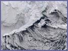 Cloud streets along the Alaska Peninsula - selected image