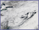 Record Snow over U.S. East - selected image