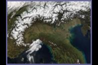 The Alps in Europe