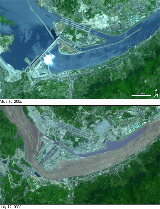 Three Gorges Dam, China - related image preview
