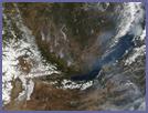 Fires Near Lake Baikal - selected image