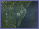 Haze over the Eastern United States - selected image