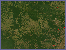 Deforestation in Mato Grasso, Brazil - selected image