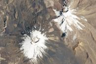 Parinacota Volcano, South America