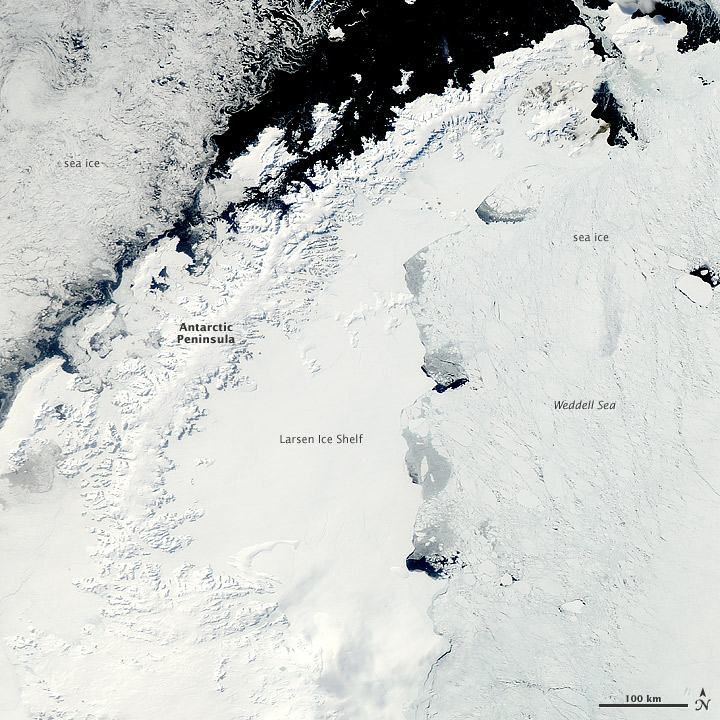 Operation IceBridge Returns to Antarctica