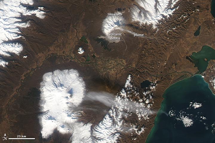 A Kamchatkan Autumn