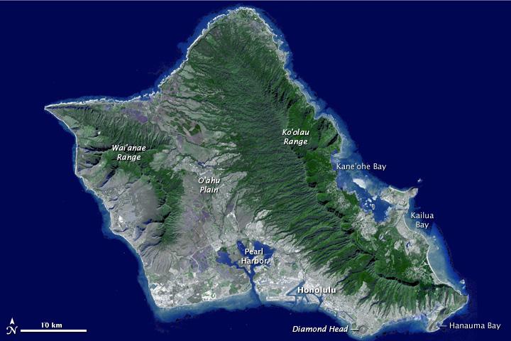O'ahu, Hawai'i