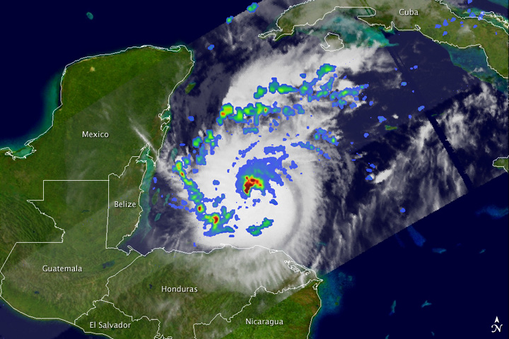 Looking Inside Hurricane Rina - related image preview