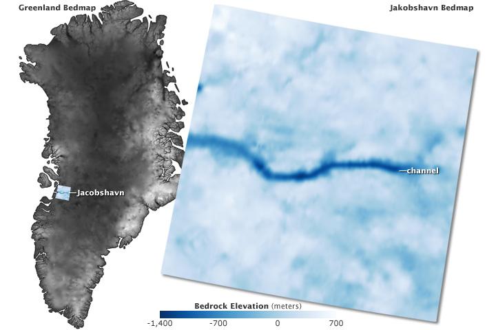 Looking Under Jakobshavn - related image preview