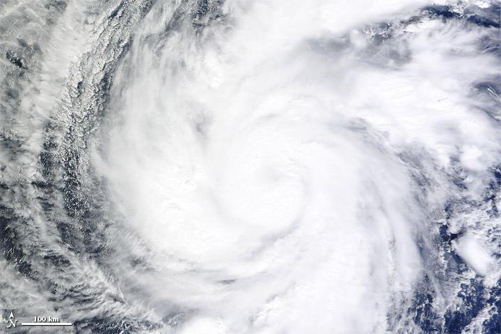 Hurricane Kenneth
