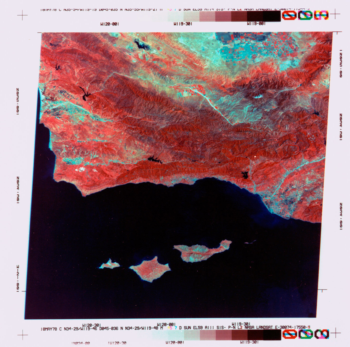 Landsat in Memory of the World Register - related image preview