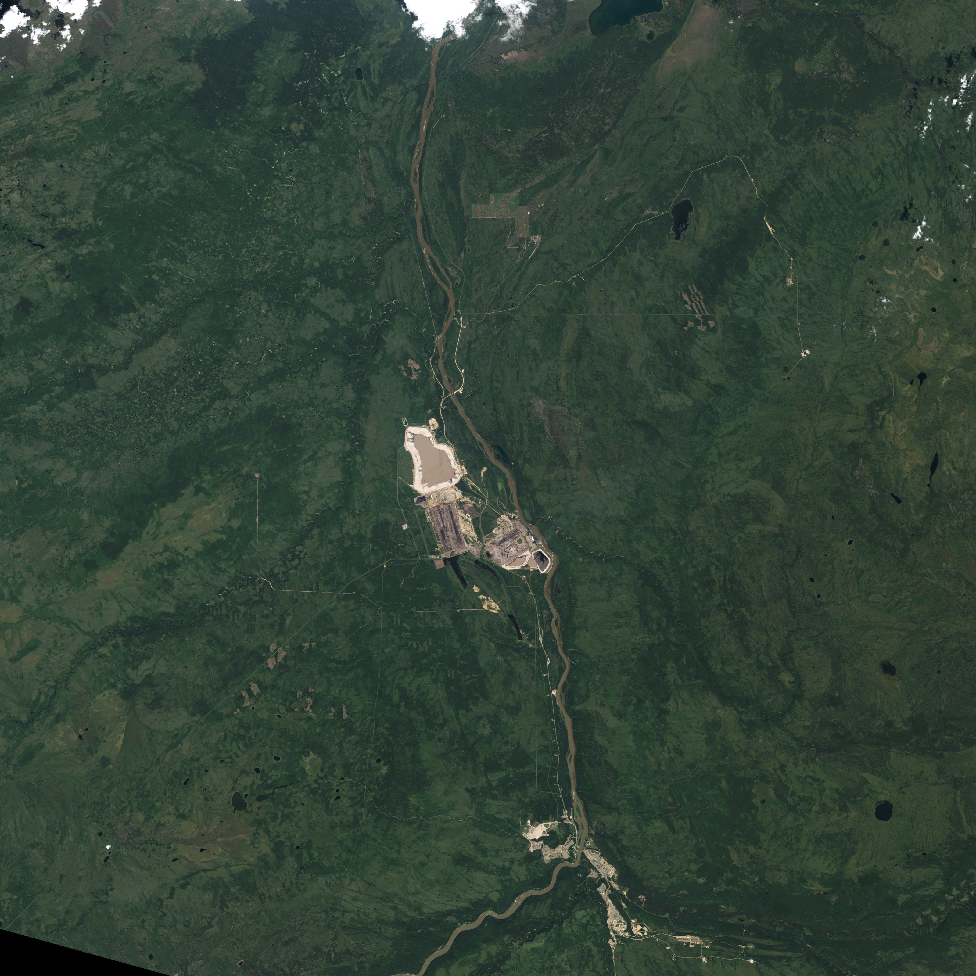 Athabasca Oil Sands - related image preview