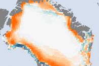 2011 Greenland Melt Season