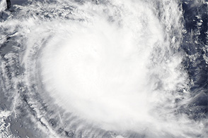 Tropical Cyclone Alenga