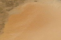 Sand Sea in Southwestern Libya
