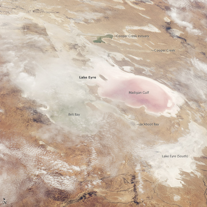 Lake Eyre Floods, South Australia