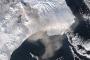Kizimen Spews Fresh Ash Clouds