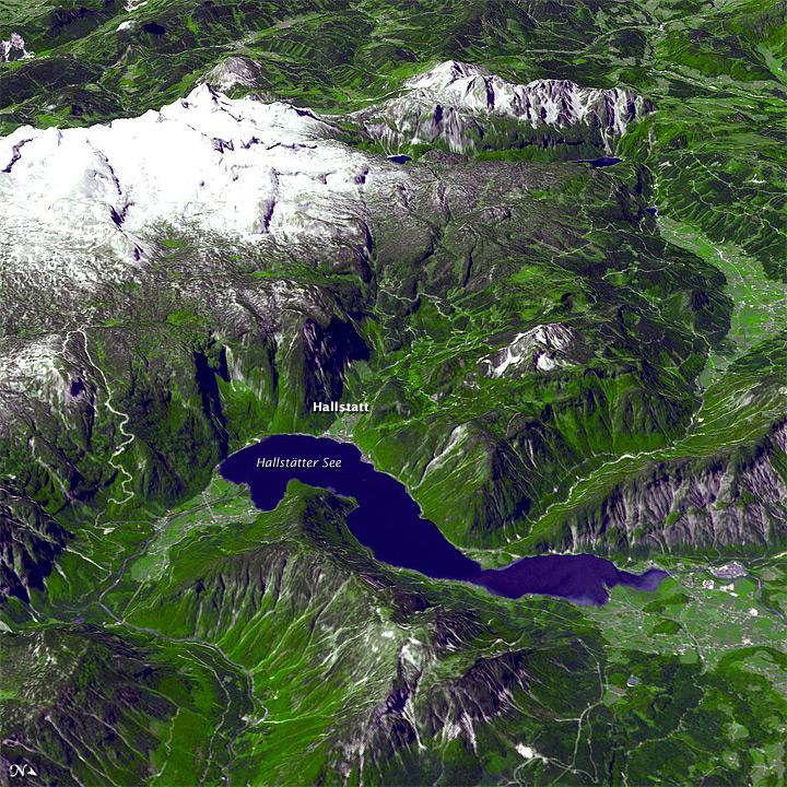 Salzkammergut Region, Eastern Alps