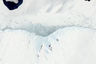 Ice Varieties along the Antarctic Coast