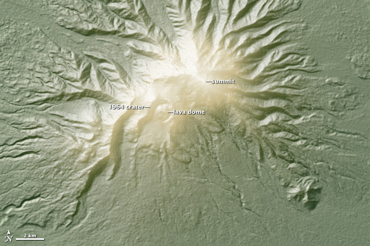 A New Perspective on Shiveluch Volcano