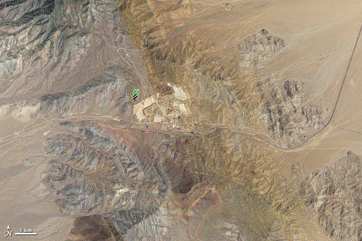 Mountain Pass Mine