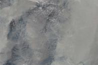 Haze over Eastern China