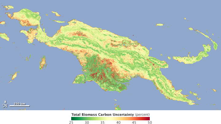 Total Biomass Carbon Uncertainty - related image preview