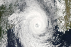 Tropical Cyclone Funso  - selected image