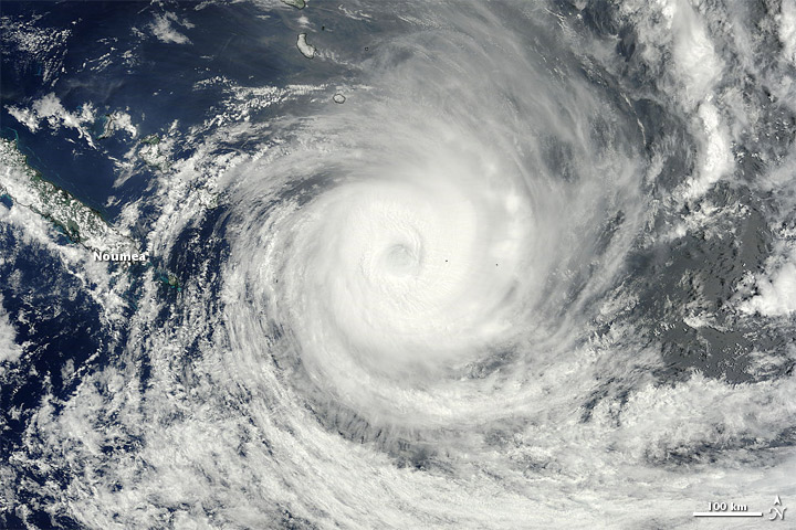 Tropical Cyclone Jasmine