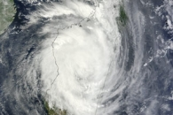 Tropical Cyclone Giovanna
