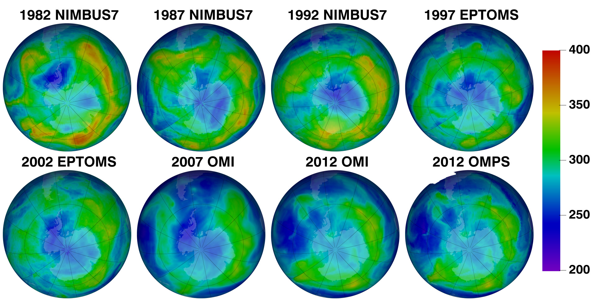 Extending the Ozone Monitoring Record - related image preview
