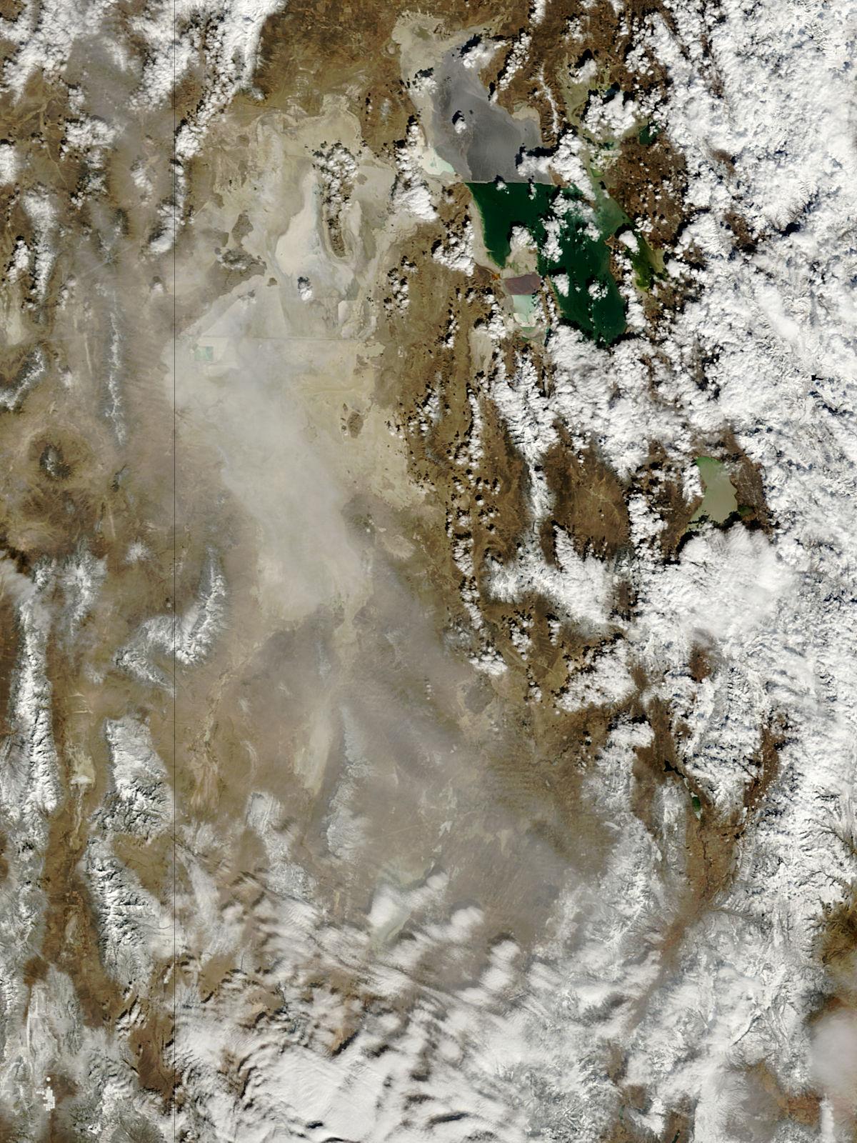 dust storms nasa - photo #11