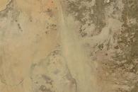 Dust in Sudan