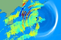 Quake and Tsunami Makes Waves in the Atmosphere