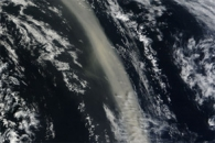 Dust West of Europe