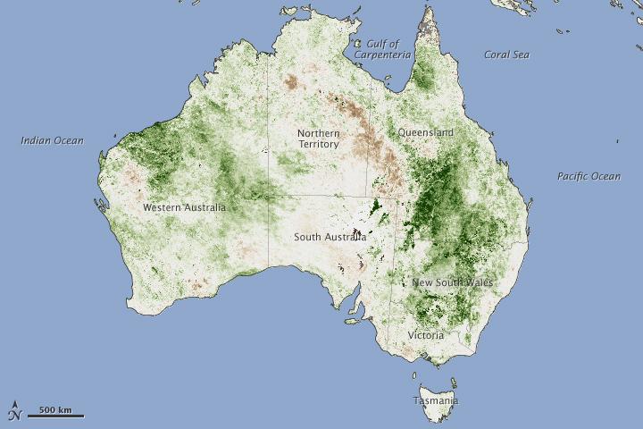 of Eastern Queensland, Australia